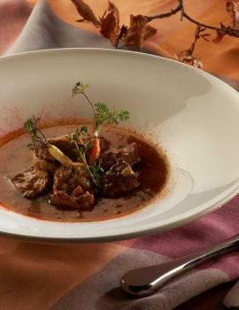 ORGANIC VEAL STEW