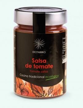 SALSA DE TOMATE CASERA ECOLÓGICA
