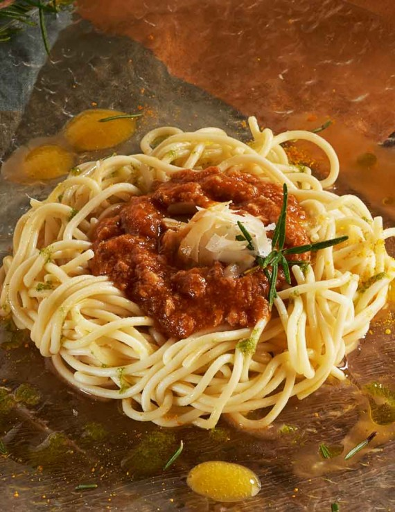 ORGANIC VEAL BOLOGNESE SAUCE